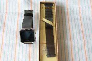 Fitbit Blazeの社外用ベルト